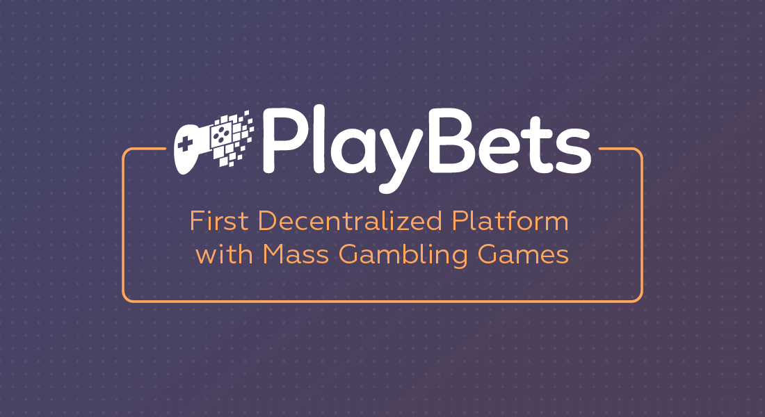 Обзор: ICO and Bounty PlayBets
