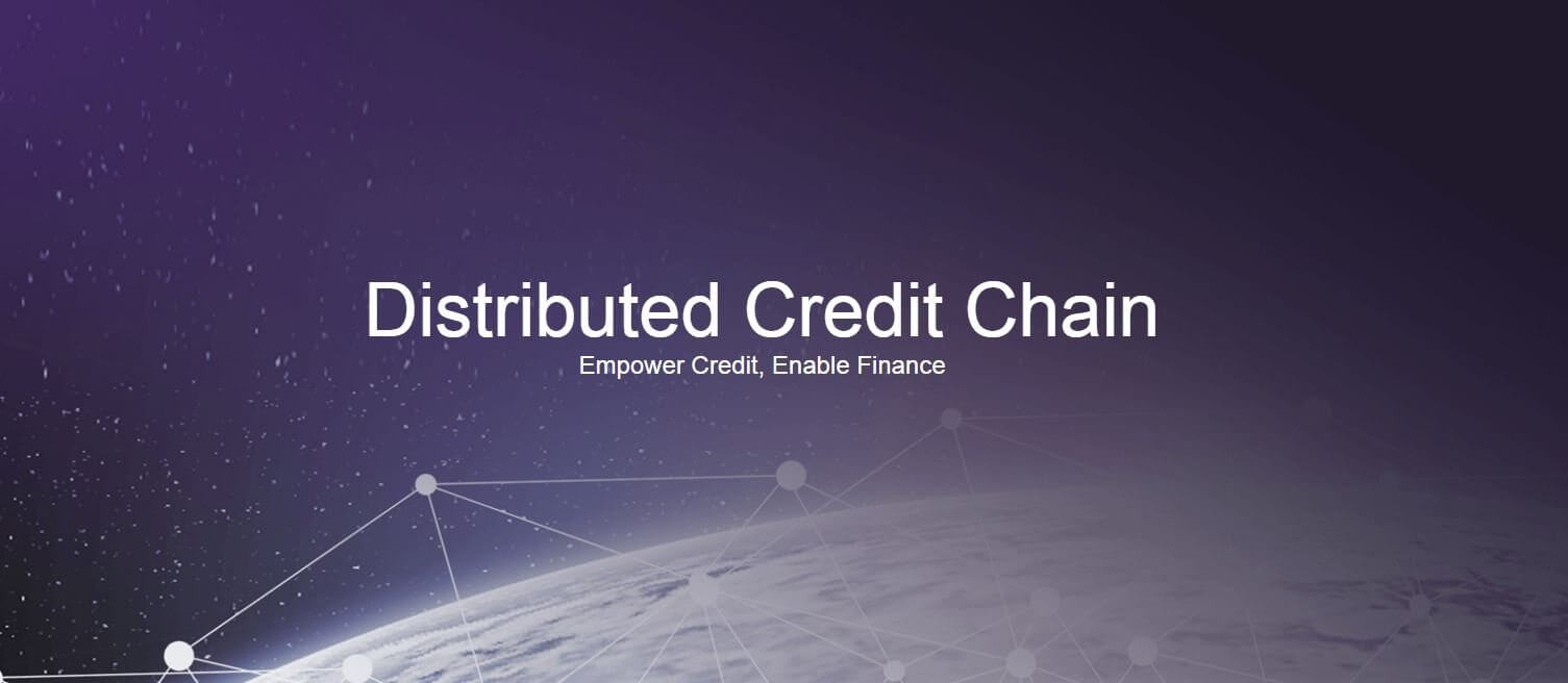 Distributed Credit Chain — платформа для кредитования